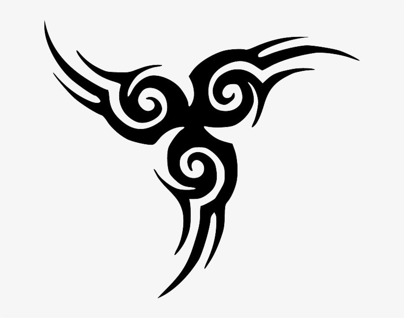 Graphic Free Stock Free Image On Pixabay Tattoo Black - Tribal Tattoo Transparent, transparent png #1130040