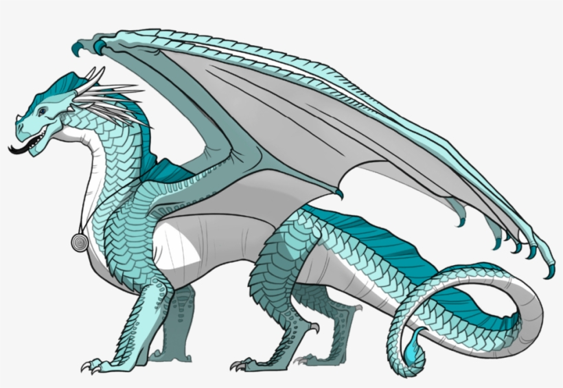 Animus Dragons Wings Of Fire Sandwing Thorn Free Transparent Png