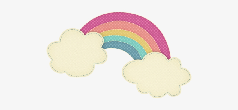 Rainbow Png Rainbow Cloud Cartoon Clouds Clip Art Rainbow And