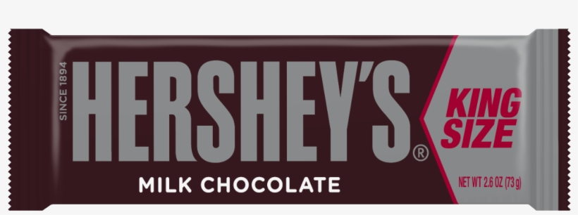 Hershey's King Size - Hershey Chocolate King Size, transparent png #1131596