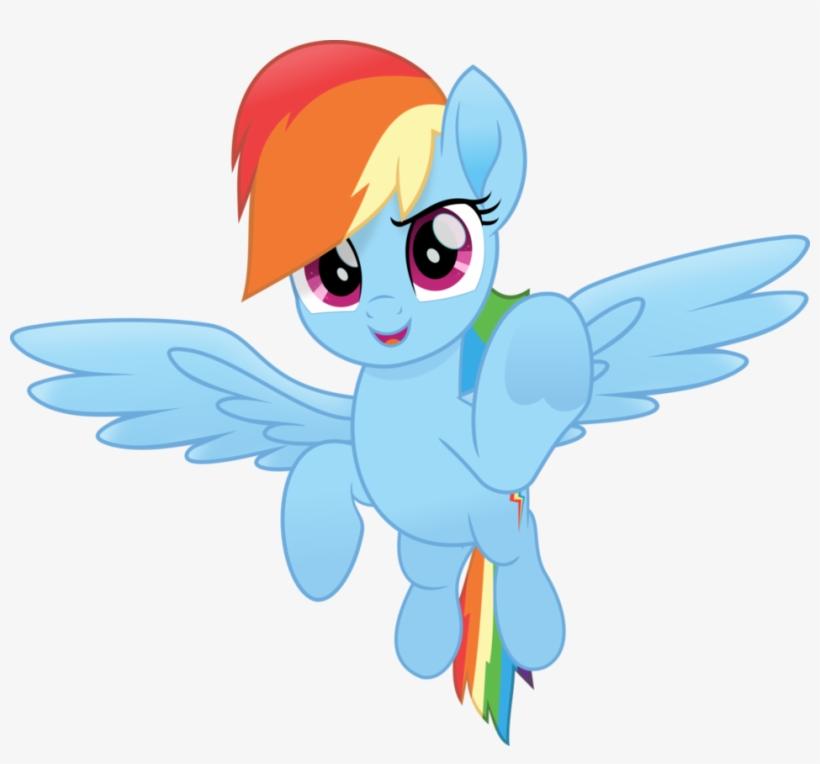 Rainbow Dash Pictures 22 - Mlp Movie Rainbow Dash, transparent png #1131756