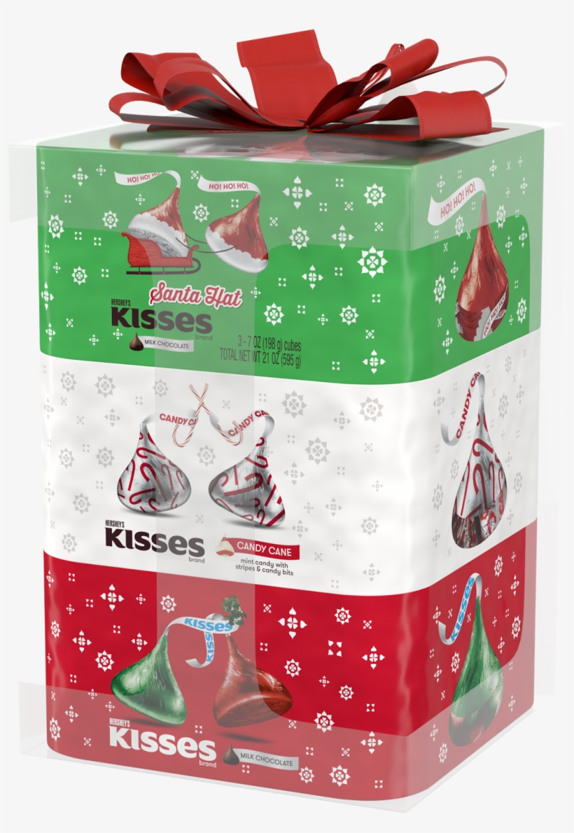 Leave It To The Folks At The Hershey's Company To Come - Hersheys Gift Cubes, transparent png #1132230
