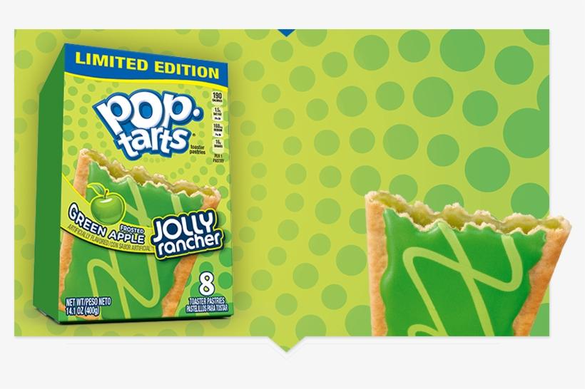 Jolly Rancher Pop Tart, transparent png #1132284
