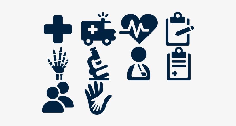 Icons Hospital Servi - Hospital Service Icon Free, transparent png #1133039