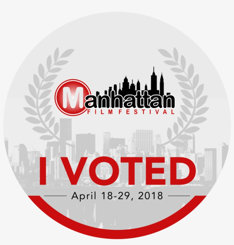 To Receive A Sticker All A Movie-goer Needs To Do Is - Nyc I Voted Sticker, transparent png #1133895