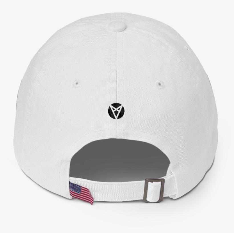 "Vaporwear ""captain Cardano"" Dad Hat - Fake News Fnn - Dad Hat, transparent png #1134172"