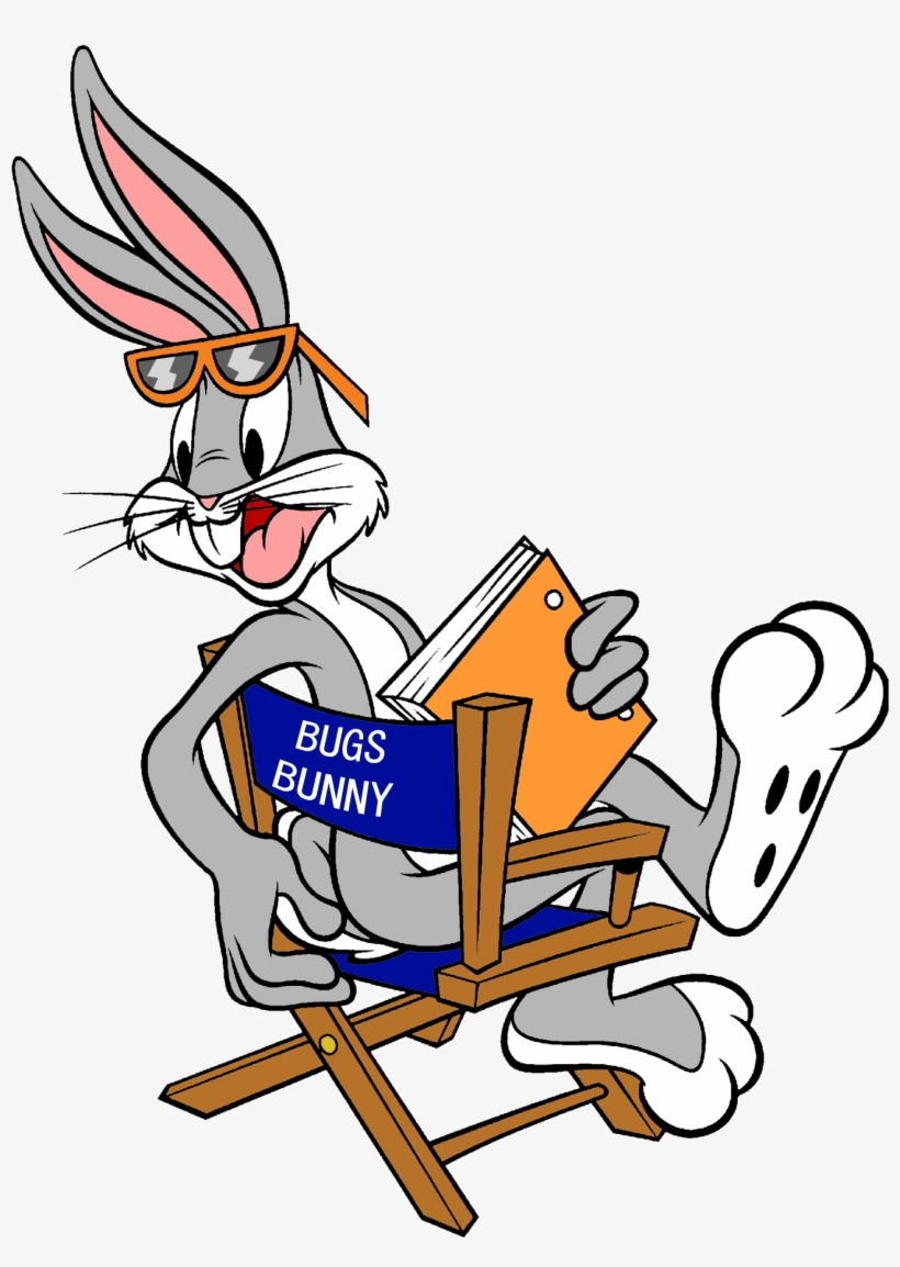 Bugs Bunny - Movie Director Bugs Bunny, transparent png #1136939