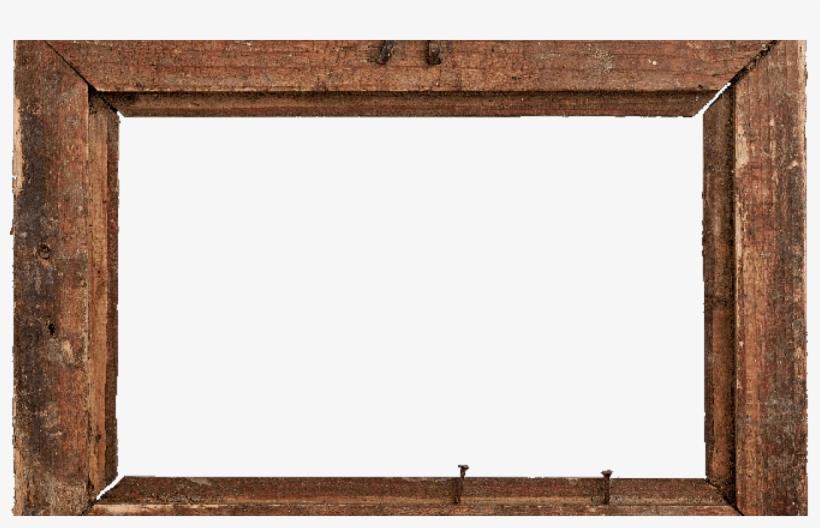 Rustic Wood Frame Png, transparent png #1137158