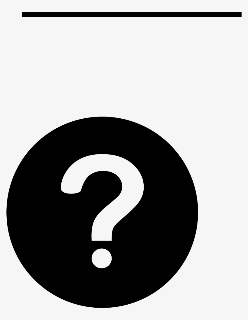 Question Mark - - Fancy Question Mark Icon, transparent png #1138233