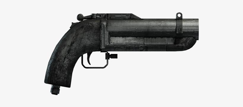 Compact Grenade Launcher - Gta 5 Compact Grenade Launcher, transparent png #1139394