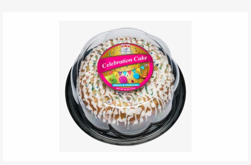 Cafe Valley Celebration Cake, transparent png #1139950