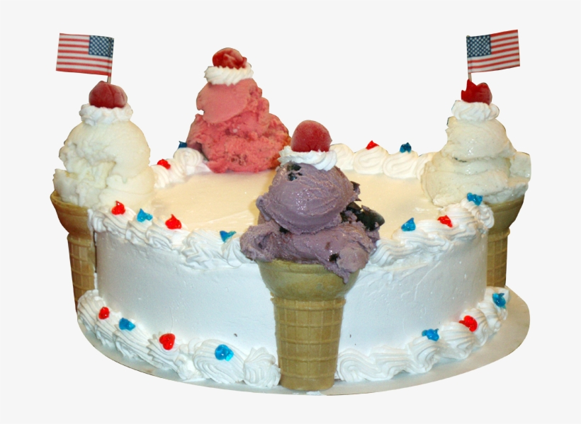 Our Delicious Homemade Ice Cream Cakes Are Made Daily - Homemade Ice Cream Cake, transparent png #1140180