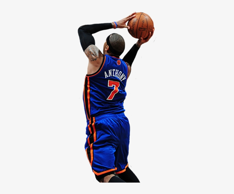 Share This Image - Carmelo Anthony Png, transparent png #1140759