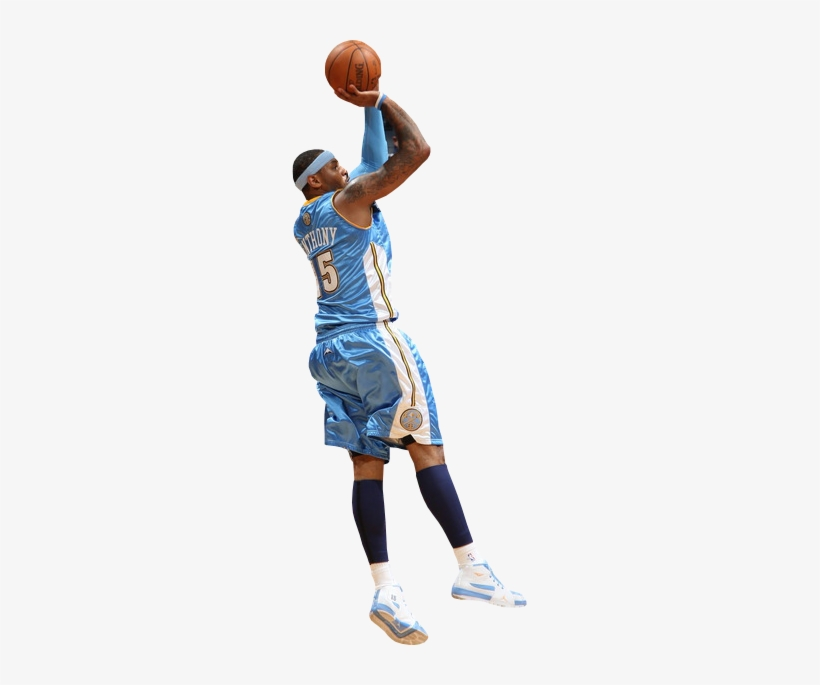 Carmelo Anthony Photo By Air Melo - Carmelo Anthony, transparent png #1141099