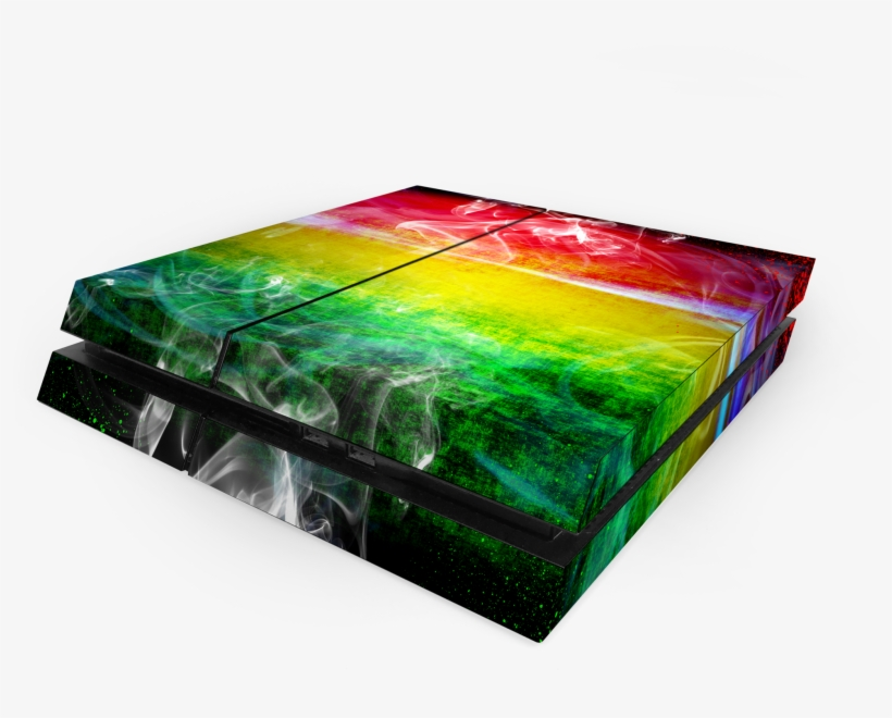 Sony Ps4 Rasta Decal Skin Kit - Sony Playstation 4 Pro, transparent png #1141999