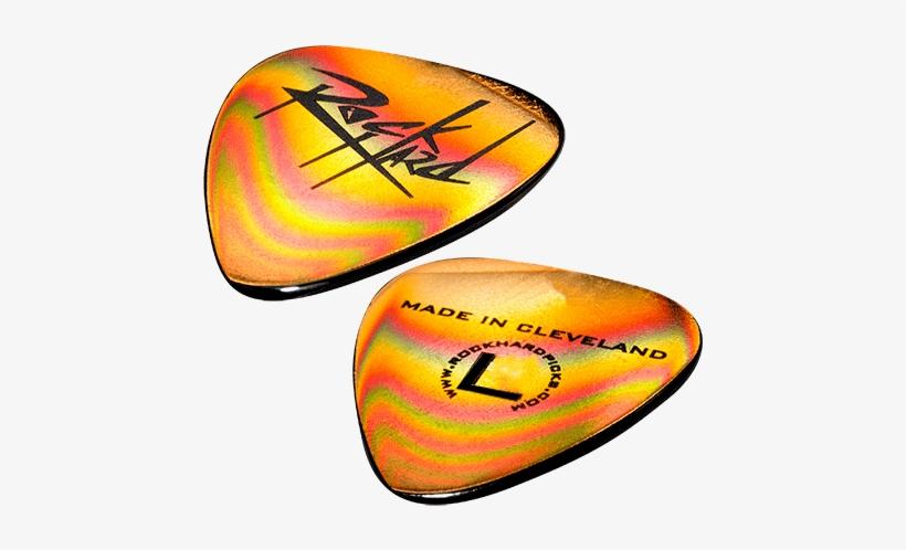 Left Hand Standard Plasma Guitar Pick - Left Hand Guitar Picks, transparent png #1145517