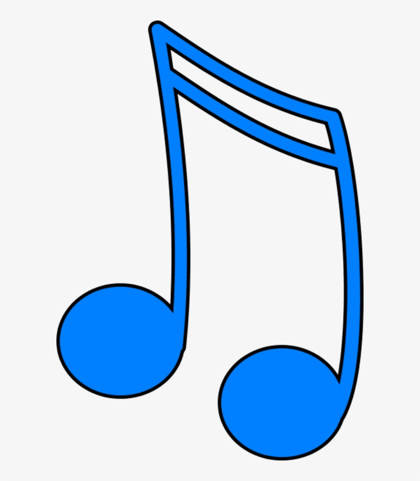 Music Clipart Color Clipartsgram - Colorful Music Note Clipart, transparent png #1147596