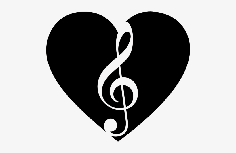 Musical Note Logos Juve Cenitdelacabrera Co With Regard - Love Music Notes Png, transparent png #1148015