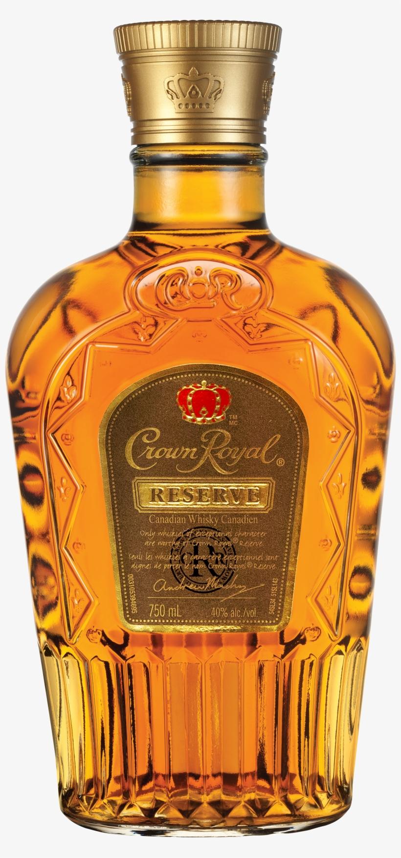 Crown Royal Reserve Canadian Whisky - Crown Royal Reserve Whisky, transparent png #1149014