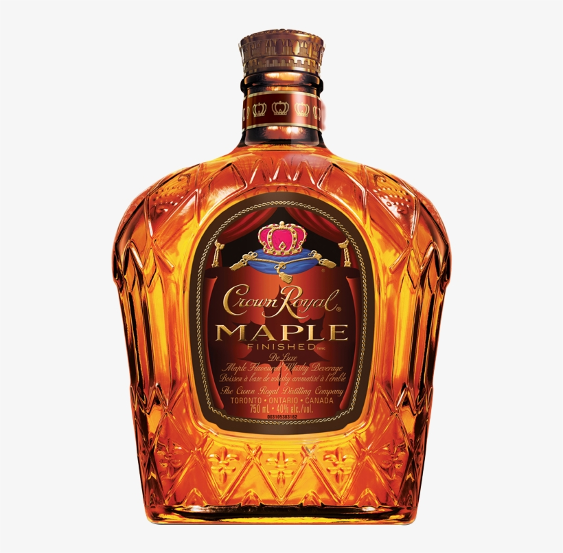 Crown Royal Maple Whisky - Crown Royal Canadian Whisky Maple Finished, transparent png #1149039