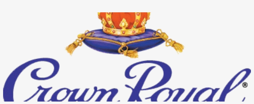 Getting In The Spirit With Crown Royal - Crown Royal Whisky Logo, transparent png #1149065