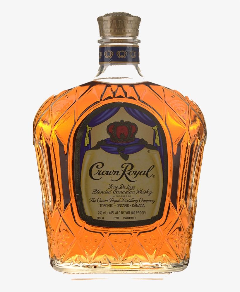 Seagrams Crown Royal Whisky 40% Abv, Canada Nv - Crown Royal, transparent png #1149701