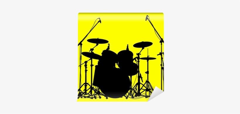 Drum Set Art, transparent png #1153565