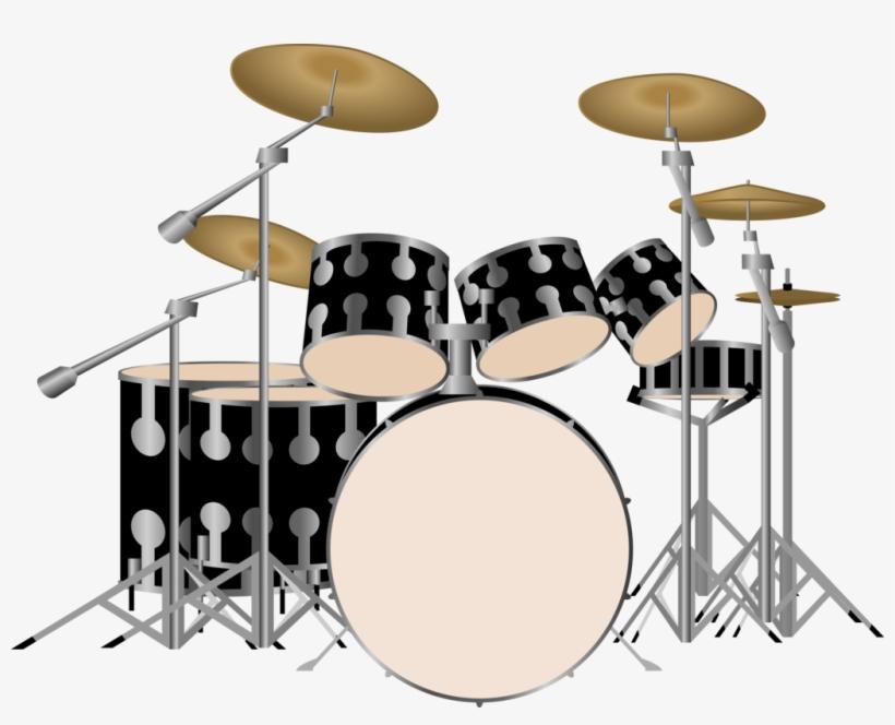 Kit By Shimmerscroll On Deviantart - Drum Set Vector Png, transparent png #1153635