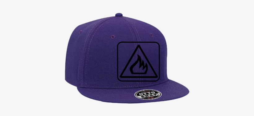 10340c7c765 Purple Fire Snapback - Ffa Hat - Free Transparent PNG Download - PNGkey