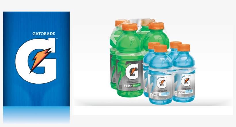 M#wisconsin Beverage - Pepsico Gatorade Powder Fruit Punch - 18.4 Oz., transparent png #1154326