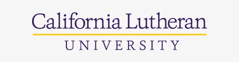 University Campus New Home For Woolsey Fire Evacuation - Cal Lutheran University Logo, transparent png #1154534