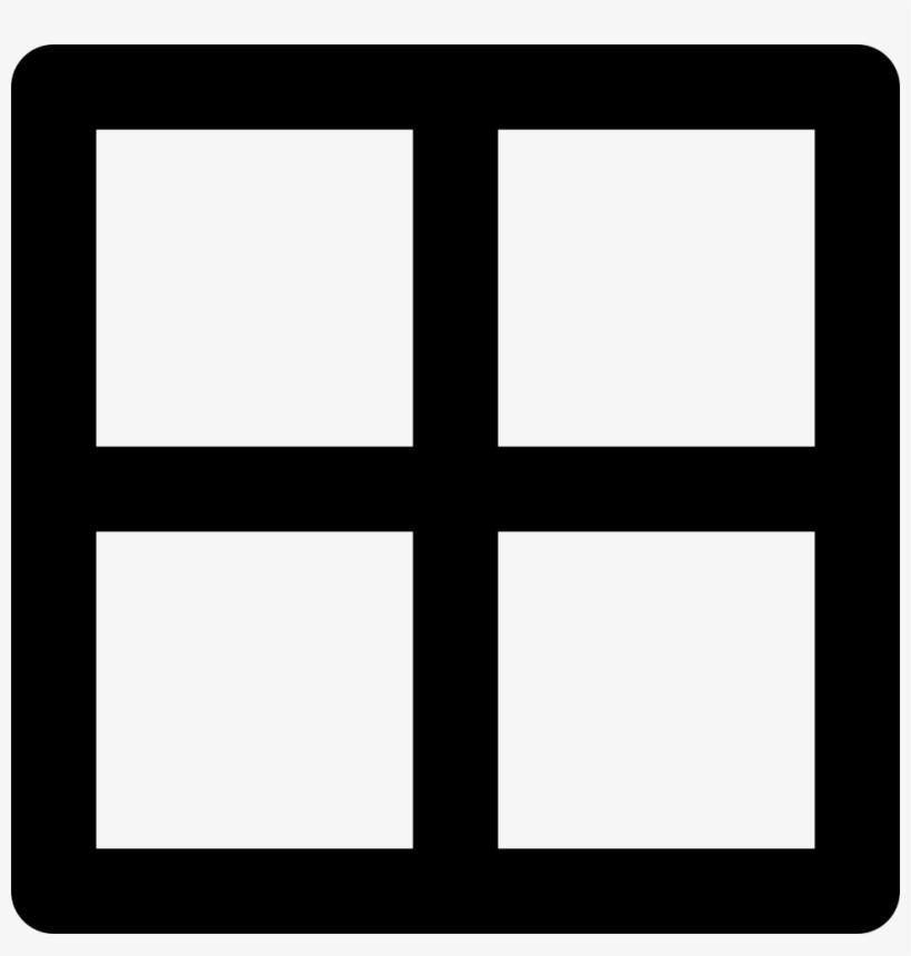 Png File Svg - Que Significa El Simbolo De 4 Cuadrados, transparent png #1155136