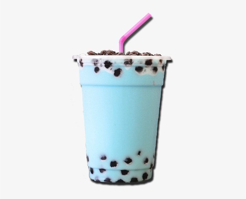 5f75a5acb 34 Images About Blue Food *-* On We Heart It - Png Bubble Tea - Free ...
