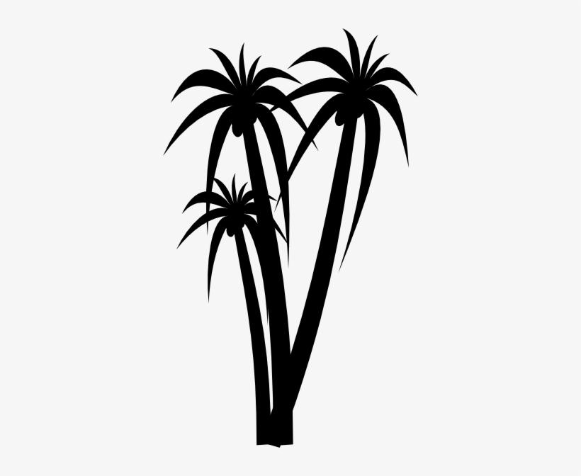 Palm Tree Clip Art - Vector Kurma, transparent png #1157644
