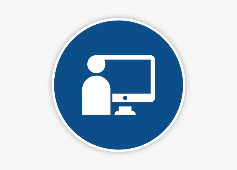 Blended Elearning - Self Paced Learning Icon, transparent png #1159850