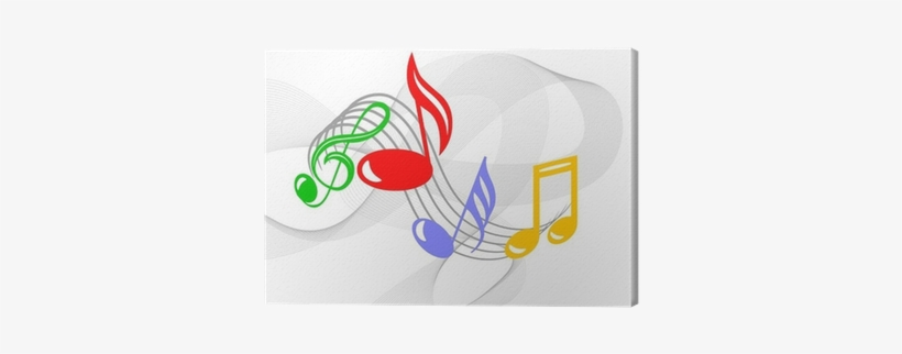 Colorful Music Notes, transparent png #1160102