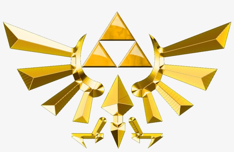 Google Search Legend Of Zelda, Symbols, Tattoo Ideas, - Legend Of Zelda Triforce Png, transparent png #1161141