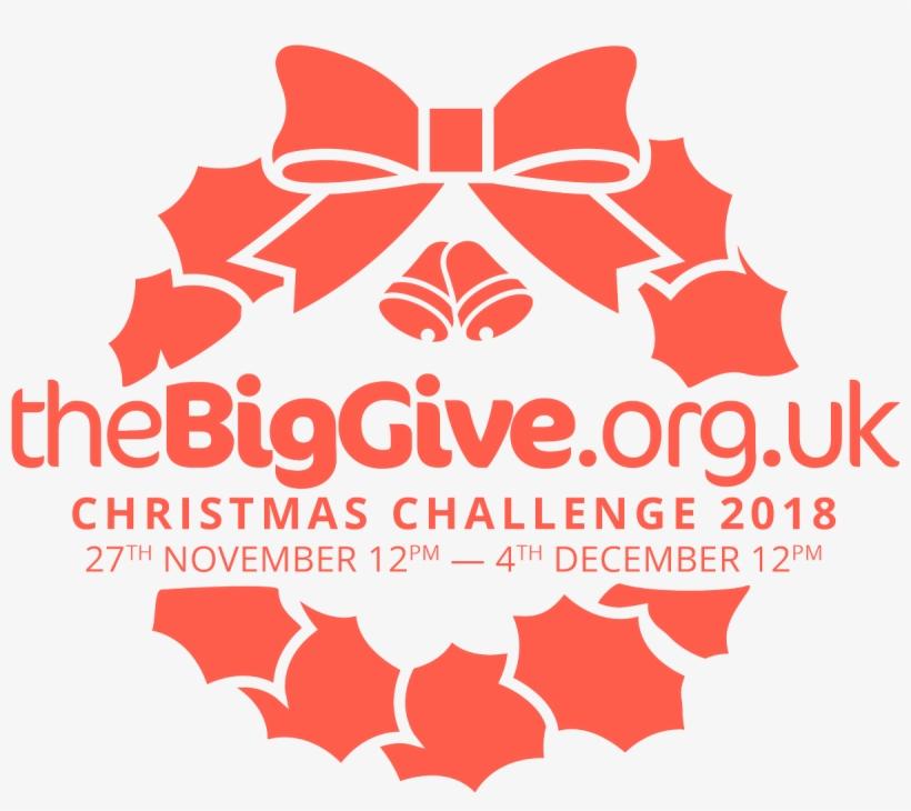 Next Week Sash Is Taking On The Big Give Christmas - Big Give Christmas Challenge 2017, transparent png #1161266