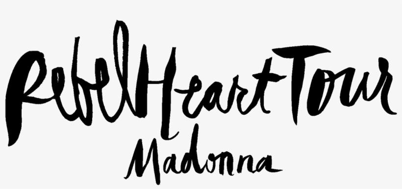 Rebel Heart Tour Logo - Rebel Heart Tour Discos Madonna, transparent png #1161393
