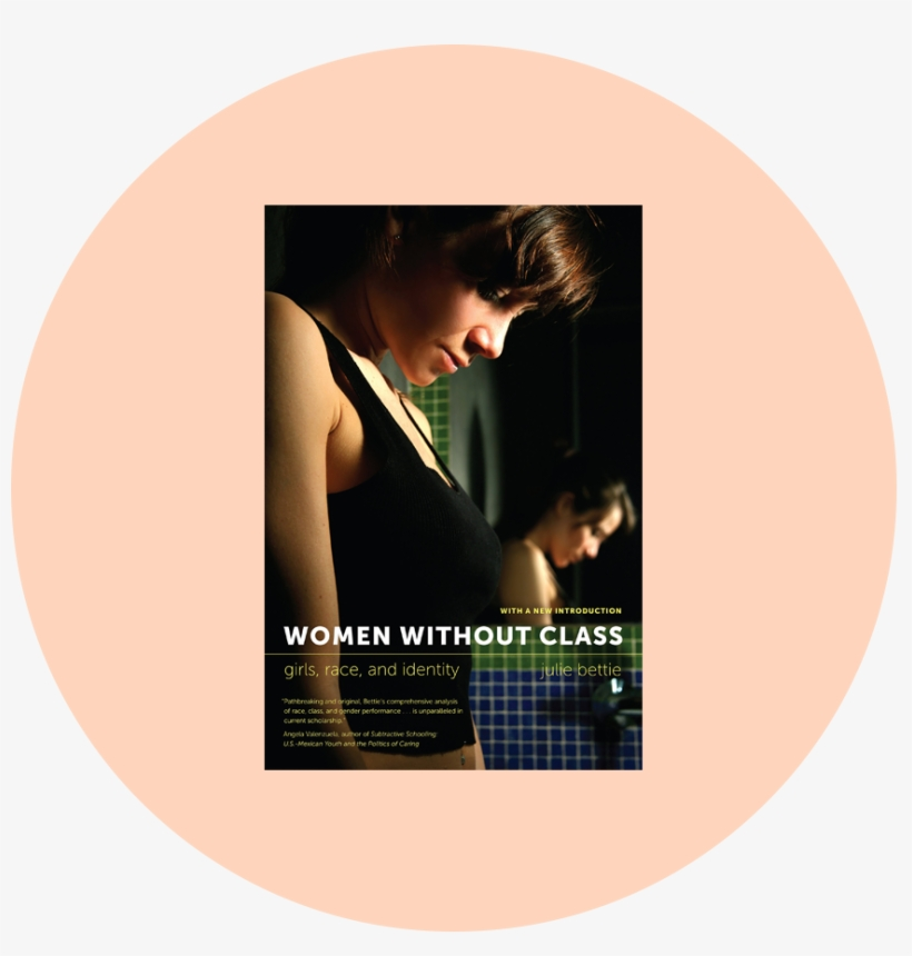 Bookrec 9 - Women Without Class: Girls, Race, And Identity, transparent png #1161845
