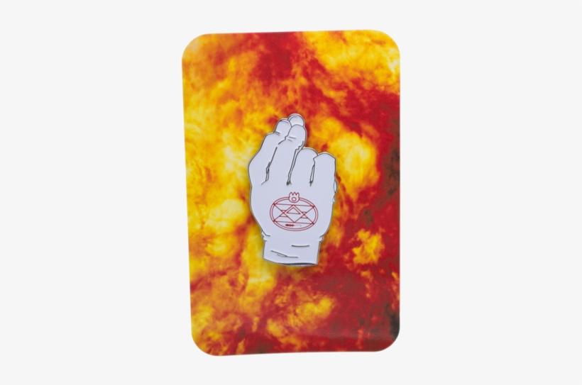 'to Be Continued' Jojo Enamel Pin - Fullmetal Alchemist Enamel Pins, transparent png #1162217
