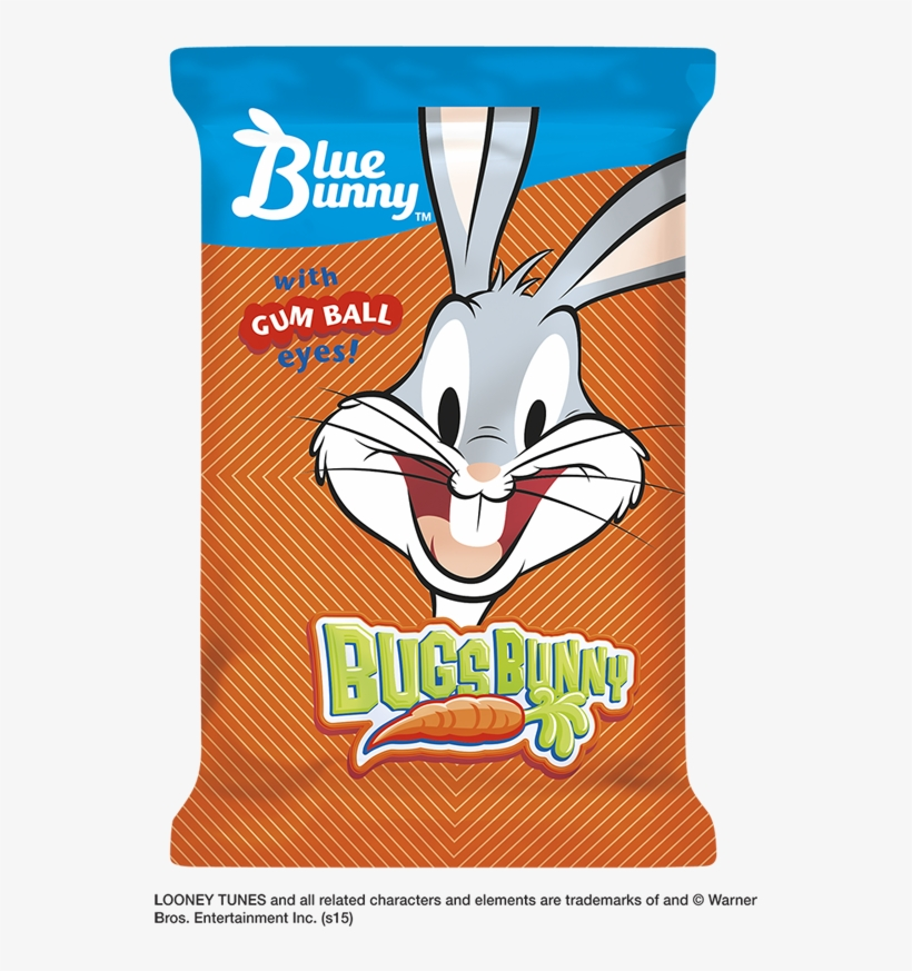 Bugs Bunny - Ice Cream Bugs Bunny Popsicle, transparent png #1164441