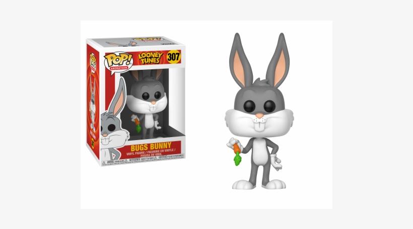 Animation 307 Looney Tunes Bugs Bunny Pop Vinyl Figure - Funko Pop Bugs Bunny, transparent png #1165048