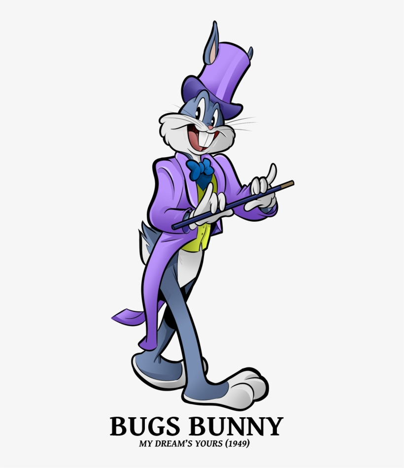 Bugs Bunny By Boscoloandrea - Bugs Bunny, transparent png #1165135