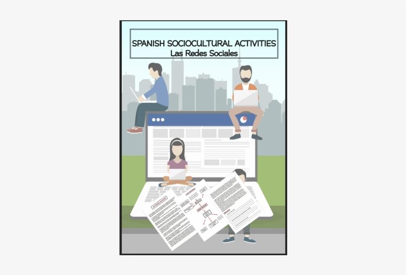 Spanish Sociocultural Activities Las Redes Sociales - Privacidad De Datos En Redes Sociales, transparent png #1167845