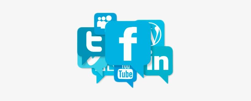 Manejo De Redes Sociales Nerdtecs - Social Network, transparent png #1167893