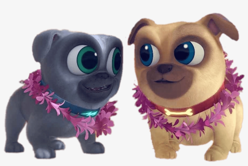 Download Puppy Dog Pals Names Free Transparent Png Download Pngkey