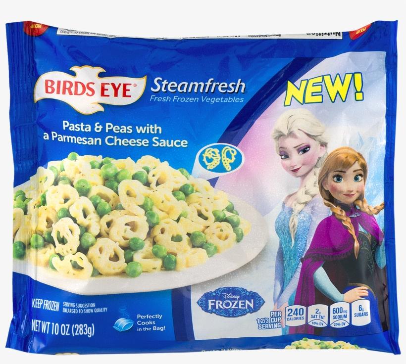 Birds Eye® Steamfresh® Disney Frozen Pasta & Peas With - Birds Eye Steamfresh Pasta & Broccoli, transparent png #1169936