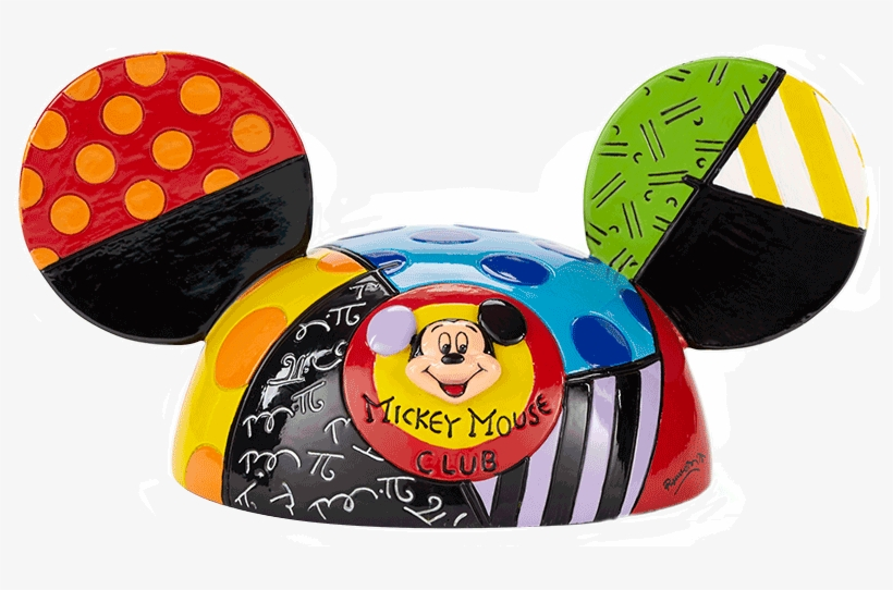 Mickey Mouse Ears Hat Png - Mickey Mouse Club 50th Anniversary, transparent png #1170117
