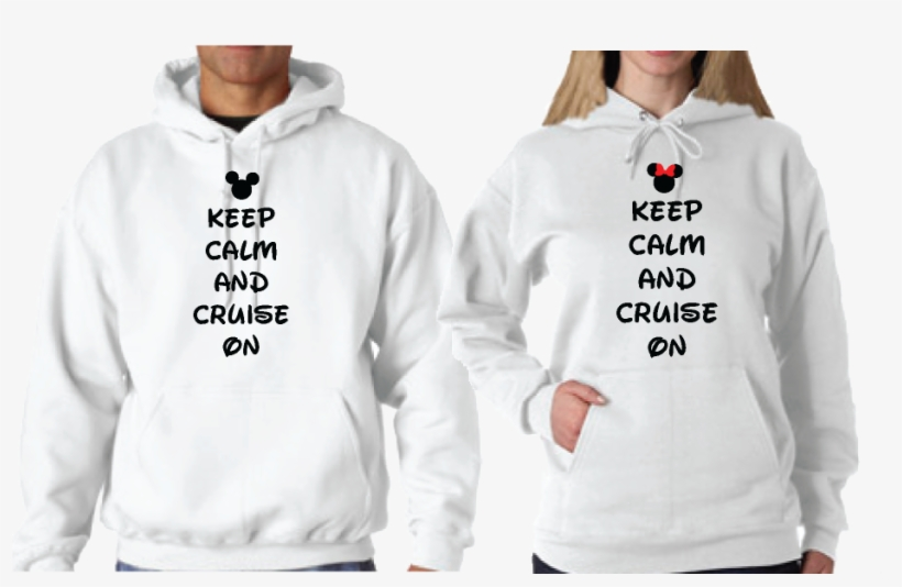 500182 Keep Calm And Cru - T Shirt My King My Queen, transparent png #1170433
